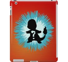 Who's that Pokemon - Charmander iPad Case/Skin