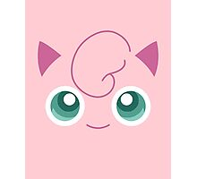 Pokemon: Jigglypuff Photographic Print
