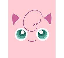 Pokemon: Jigglypuff Photographic Print