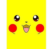 Eyes on Me - Pikachu Photographic Print