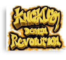 My Upcoming Logo  Canvas Print