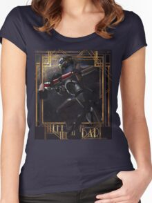 Meet Me at the Bar Women's Fitted Scoop T-Shirt