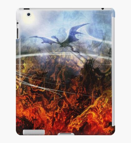 Dragon's Dawn iPad Case/Skin