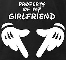 Property of my girlfriend  by DWAY12