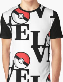 PokéLove Graphic T-Shirt