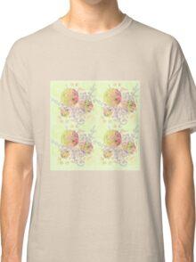 Lollipop Mandalas Classic T-Shirt