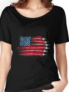 plane Women's Relaxed Fit T-Shirt