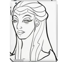 ELSA - ELF iPad Case/Skin
