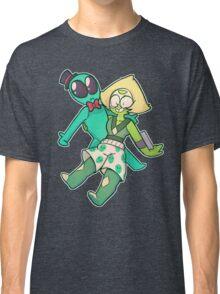 Peridot Ufo Classic T-Shirt