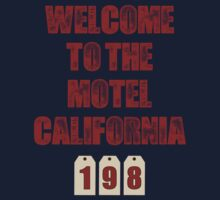 Motel California T-Shirt