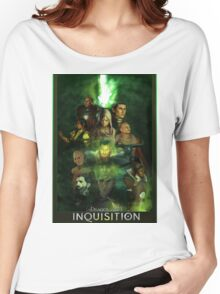 Dragon Age: Inquisition Women's Relaxed Fit T-Shirt