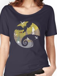 Toothless Nightmare3 Women's Relaxed Fit T-Shirt