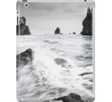 Waves - Olympic National Park iPad Case/Skin