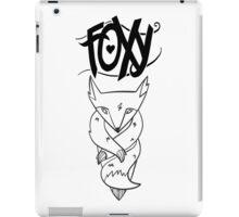 Foxy Foxy  iPad Case/Skin