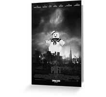 Puft Greeting Card