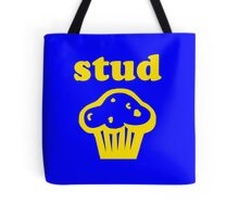 Stud Muffin Tote Bag