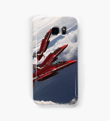 Red Arrows Trio Samsung Galaxy Case/Skin