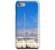 Port Side iPhone Case/Skin