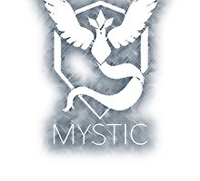 Team Mystic White Fill by Nightmarespoon