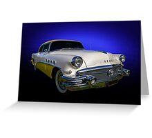 1956 Buick Greeting Card