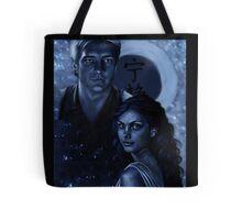 Sail this universe Tote Bag