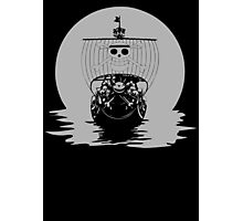 Pirate One Piece - The Thousand Sunny Photographic Print