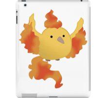 fire borb iPad Case/Skin