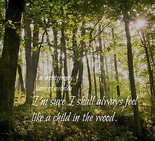 Child Wood Anne Shirley by Kimberose