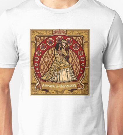 Arthur and Guinevere Unisex T-Shirt