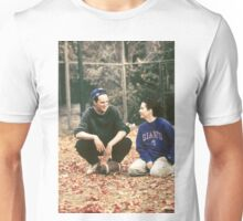 Monica and Chandler Unisex T-Shirt