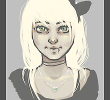 Scenegirl by Blueteardrops
