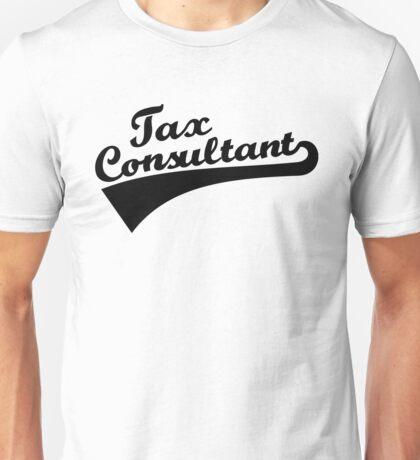 Tax consultant Unisex T-Shirt