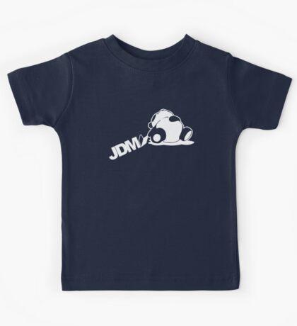 Sleepy Panda JDM (2) Kids Tee