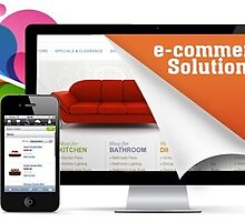 Hire # 1 ecommerce website development company in India by 1Solutions