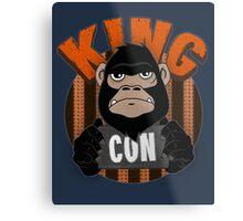 King Con Metal Print