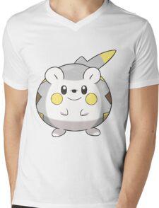 Togedemaru  Mens V-Neck T-Shirt