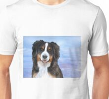 Dog 125 Bernese Mountain Unisex T-Shirt