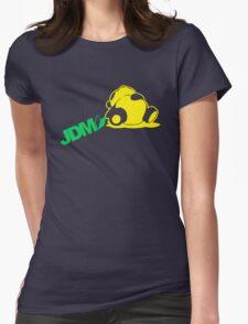 Sleepy Panda JDM (3) Womens Fitted T-Shirt