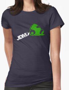 Sleepy Panda JDM (4) Womens Fitted T-Shirt