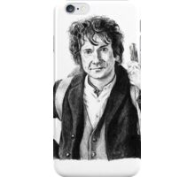 Hobbit Design drawing - many items  iPhone Case/Skin