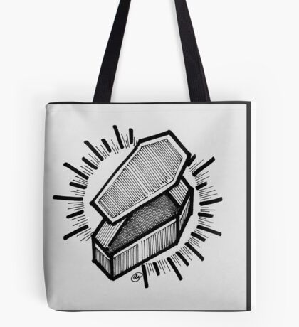 The Casket Tote Bag