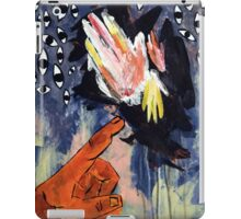 they could have been turkeys iPad Case/Skin