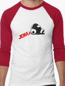 Sleepy Panda JDM (5) Men's Baseball ¾ T-Shirt