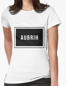 aubrih Womens Fitted T-Shirt
