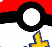 Gone Huntin' Pokemon  Sticker