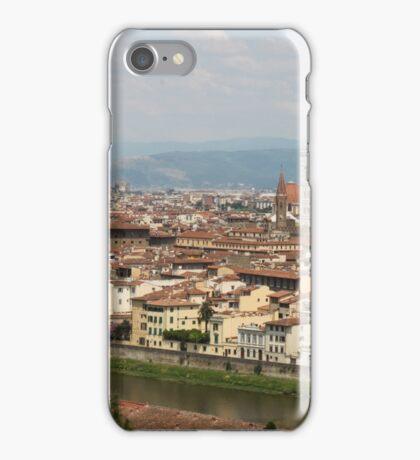 Florence Skyline iPhone Case/Skin