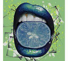 Passion Fruit Photographic Print