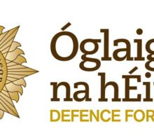 Irish defence forces Sticker