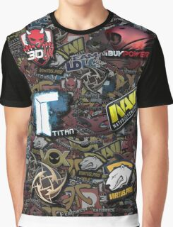CS:GO Teams Graphic T-Shirt