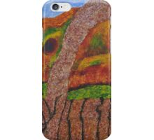 021 Abstract Landscape iPhone Case/Skin